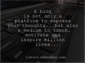 blogging quotes