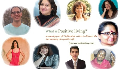 what is positive living